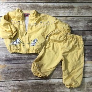 Vintage Disney 101 Dalmatians sweat suit